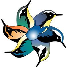 Logo - New River Birding & Nature Festival